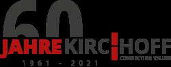 60 Jahre Kirchhoff metalengineering Logo